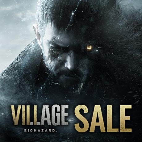 PS5/PS4『バイオハザード ビレッジ』ダウンロード版がお得な価格で購入できる初セールを開始!他プラットフォームもセール開催中!